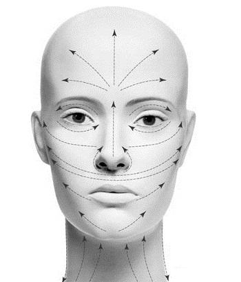 уход за сухой кожей лица 8 шагов