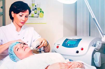 хирургическое лечение розацеа на лице