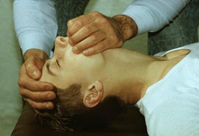 Искусственное дыхание + наружный массаж сердца