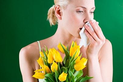 аллергия как причина повышения лейкоцитов