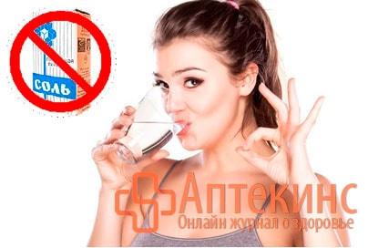 Вода при мастопатии
