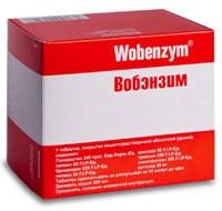 Вобэнзим при мастопатии