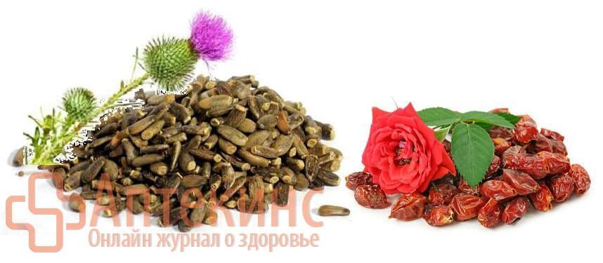 Народная медицина для печени