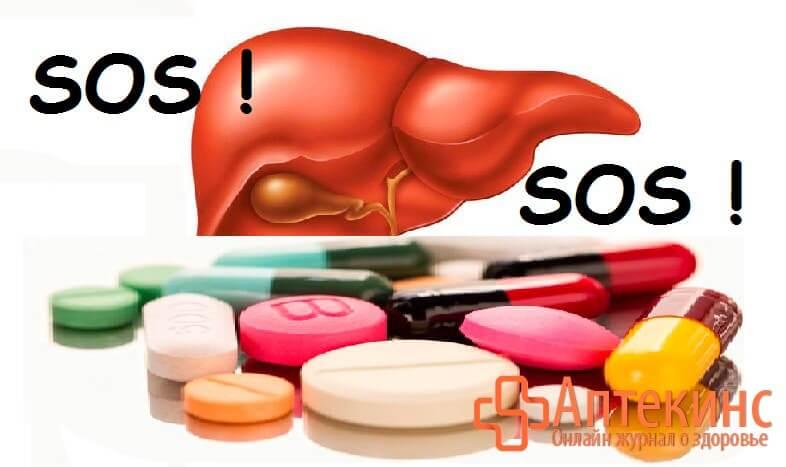Какие лекарства повышают ALP в крови