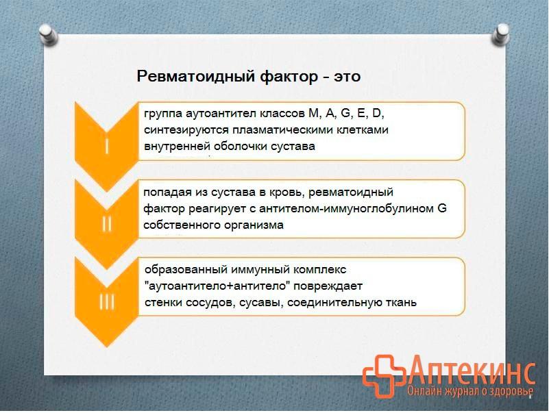 Что такое ревматоидный фактор